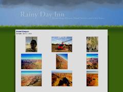 Rainy Day Inn Mockup